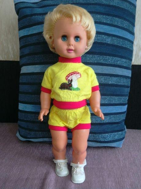 Кукла ГДР 70-х г.
