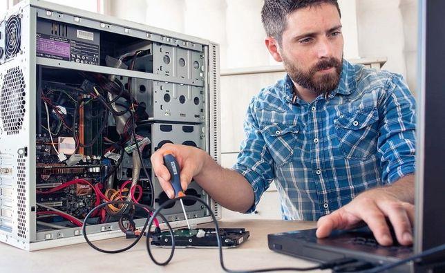 Ремонт компьютеров и ноутбуков у вас на дому