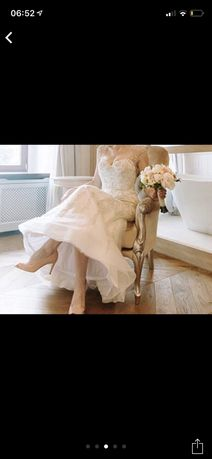 Suknia ślubna Justin Alexander Signature 8887