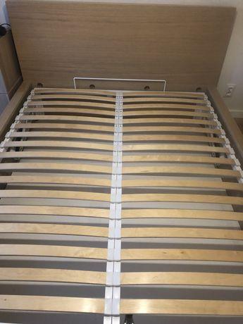 Ikea Malm 160x200 łóżko podwójne