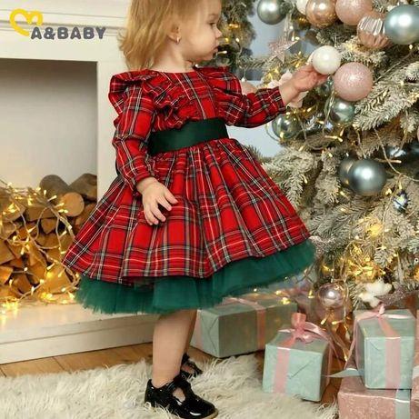 Roupas de Natal para criança