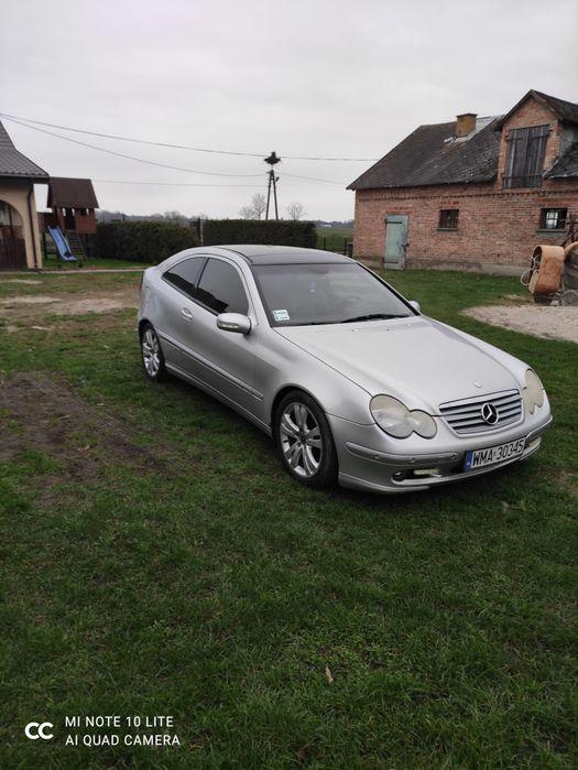 Mercedes c200 Sprzedam lub Zamienię Maków Mazowiecki - image 1