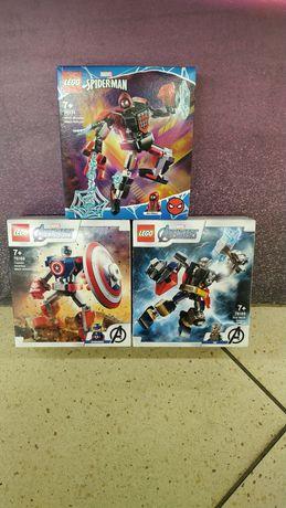Лего Оригінал Герої за 1шт. 370грн