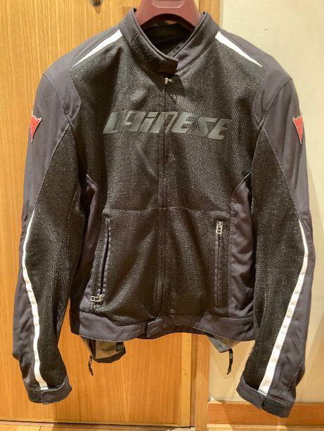 Blusão casaco de moto de verão Dainese
