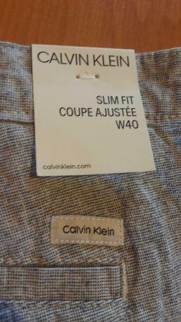 Spodenki Calvin Klein.