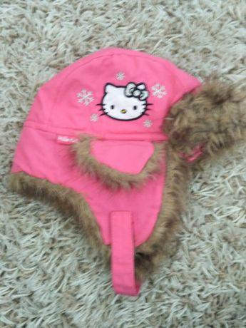 Зимова шапка для дівчинки 3-6років H&M