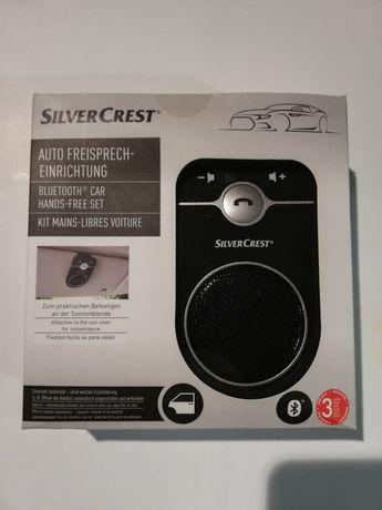 Комплект автомобильный громкой связи Bluetooth Silver Crest