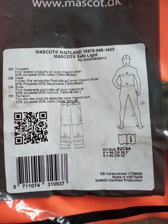 Spodnie BHP robocze