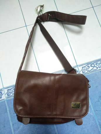 Мужская сумка эко-кожа