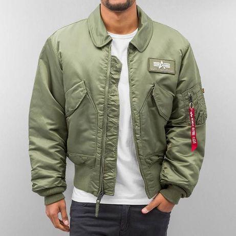 Куртка летчика Alpha Industries, США