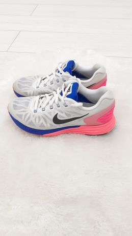 Nike Lunarglide 6 buty damskie orygilne adidasy sport jak nowe 36.5