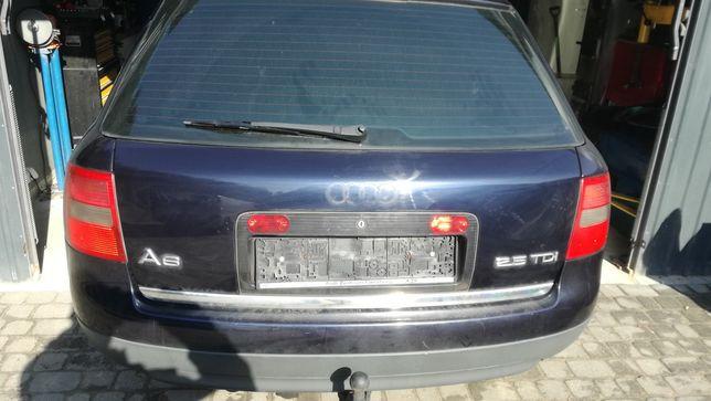 Klapa tył Audi A6 C5 kombi LZ5L