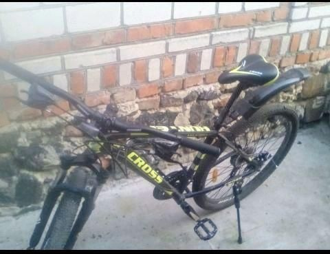 Велосипед Cross Hanter
