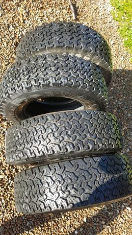 Opony 235/70/R16 Colway C-TRAX AT 4szt
