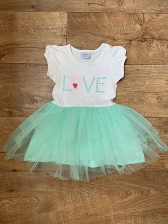 Пышное платье Breeze, фирменное красивое платьице, сукня