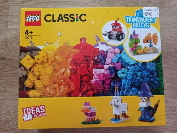Конструктор Lego Classic 11013 Прозорі кубики