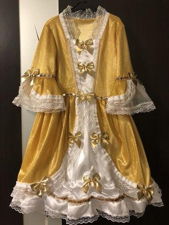 Карнавальный костюм, платье принцессы.
