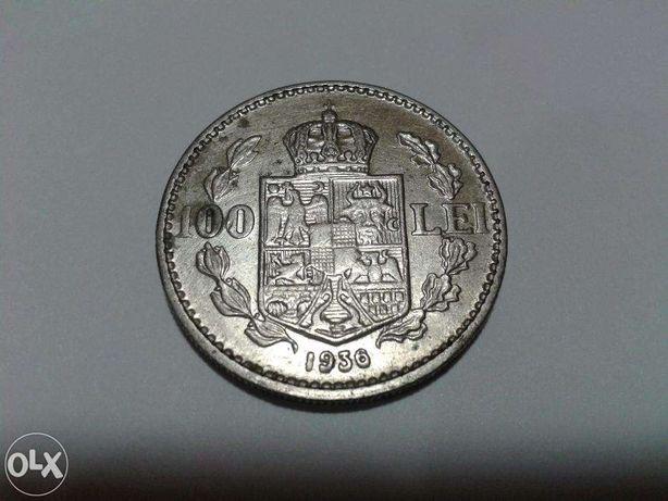100 лей 1936 года