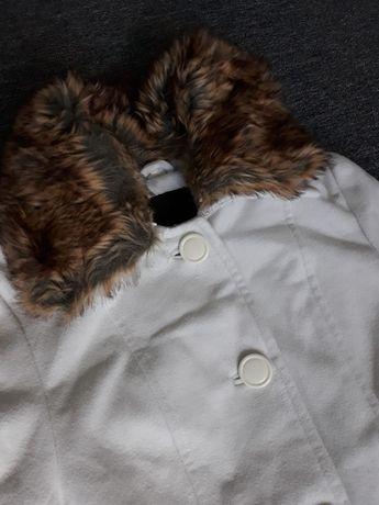 Płaszcz ciążowy fishbone 38