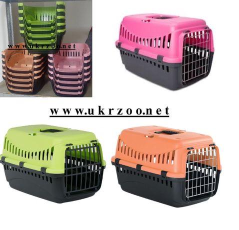 Переноска бокс для кота кошки котенка собаки щенка животного