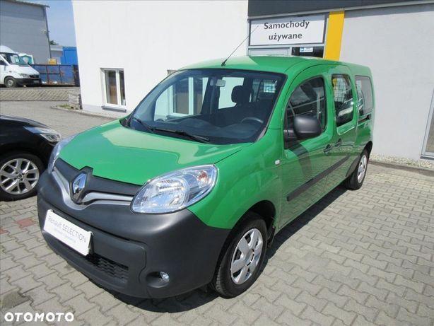 Renault kangoo-van  Maxi 1.5 90KM dCi Pack Clim,Krajowy,Serwis ASO,Gwarancja,Cena brutto