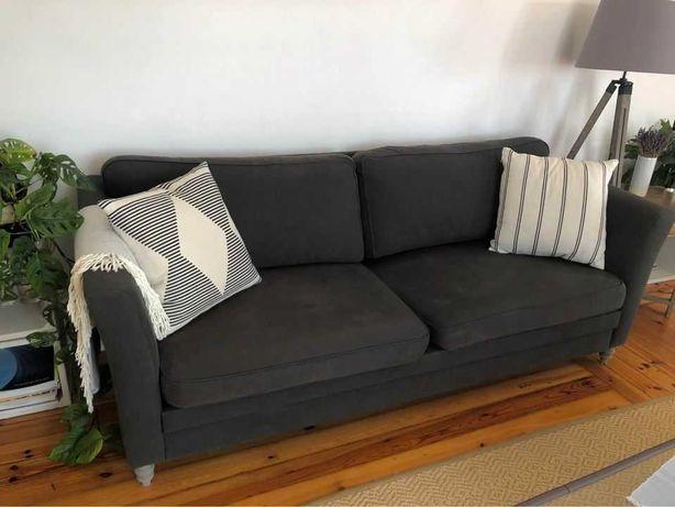 Vendo sofa fixo 3 lugares LA REDOUTE: 350€