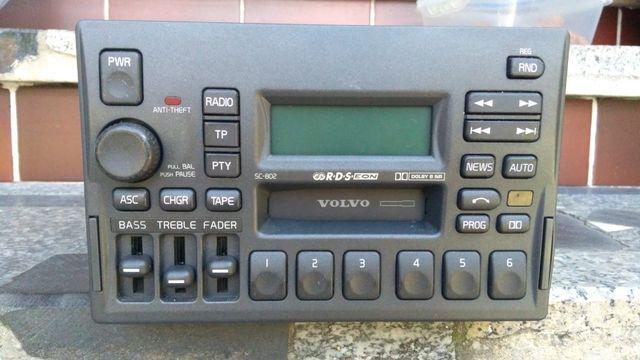 Radio VOLVO V40 oryginalne