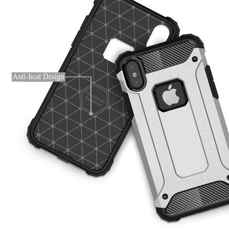 Z505 Capa Dura Armor Hybrid Tough Shockproof iPhone XS MAX