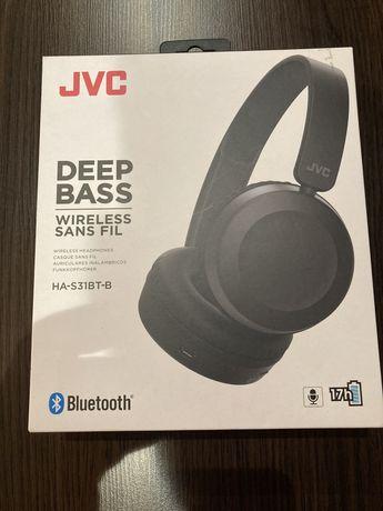 JVC Słuchawki bluetooth HA-S31BT-B