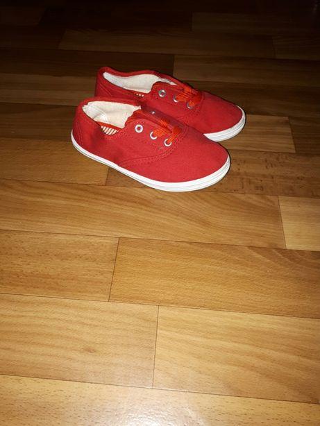 Стильные мокасины Red Jin