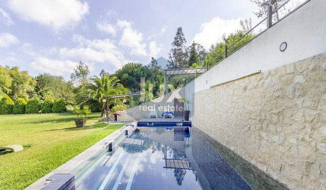 Quinta T6 com 15889 m² em S.M.Feira - Espaço ideal para eventos