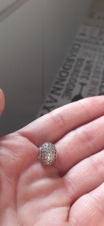 Charms srebrny S925 do bransoletki Pandora Apart