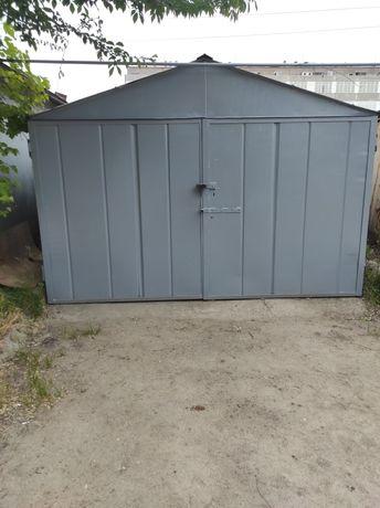 Сдам металлический гараж на Косиора, Батумская, Осенняя, ГК Энергетик