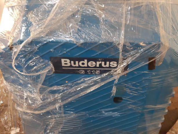 Piec olejowy Buderus do centralnego ogrzewania