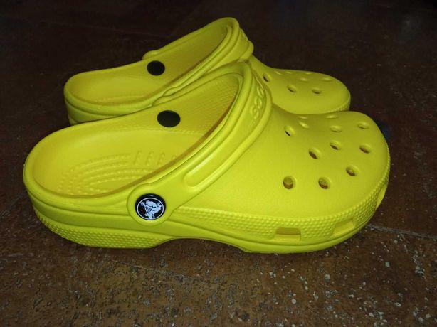 Crocs оригинал кроксы для мальчика девочки J1