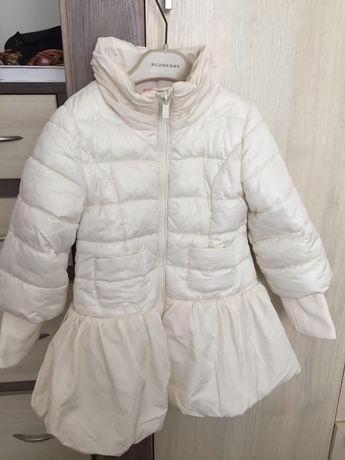 Курточка для девочки на 3-4 годика