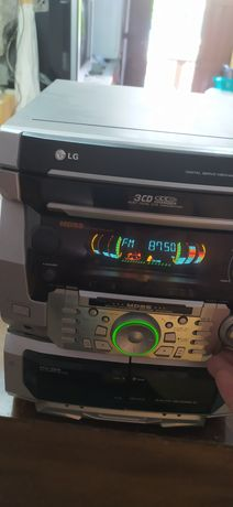 Aparelagen Hi-Fi LG