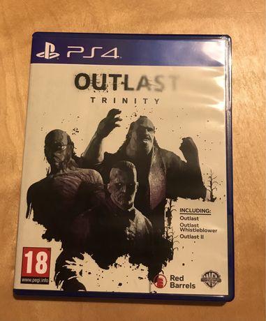 Gra Outlast Trinity PS4/PS5