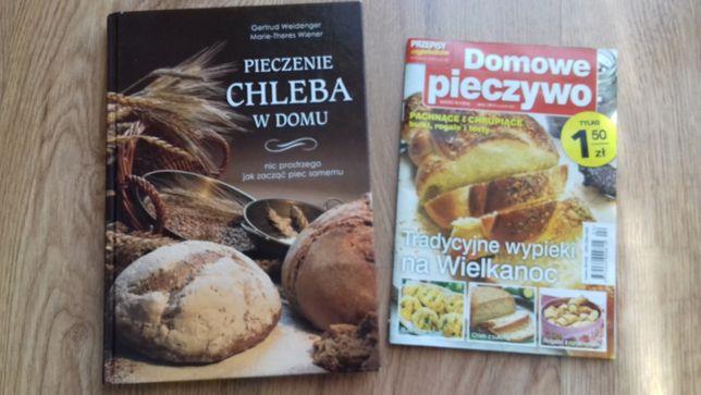 Pieczenie chleba w domu. G. Weidenger + gratis :)