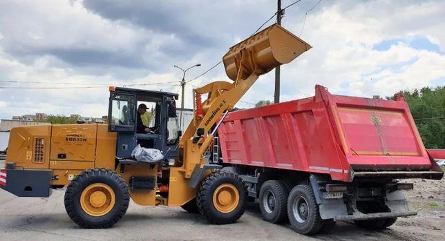 Фронтальний навантажувач Lonking LG833N 3-х тонний