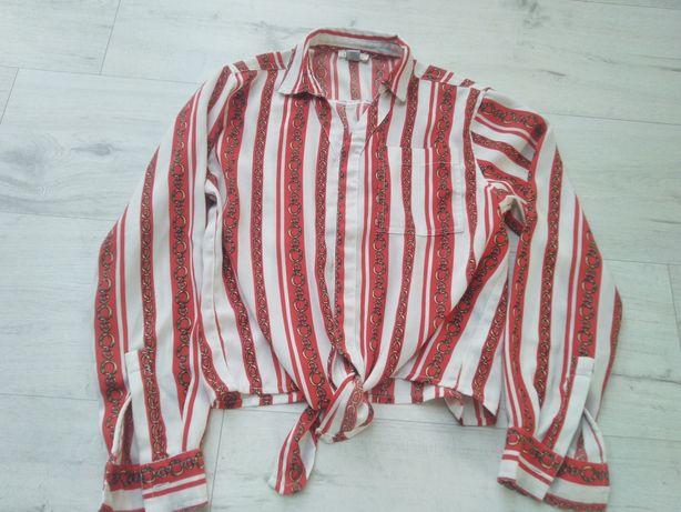 Bluzka koszulowa dla dziewczynki