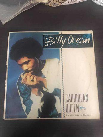Disco Vinil - Billy Ocean - Caribbean Queen