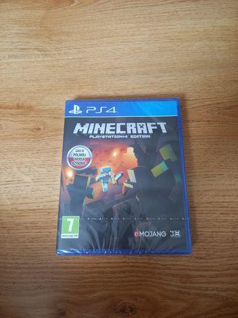 Gra minecraft ps 4