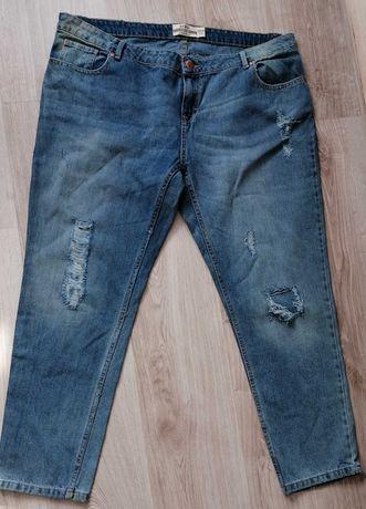 Spodnie jeansowe damskie, R. 46
