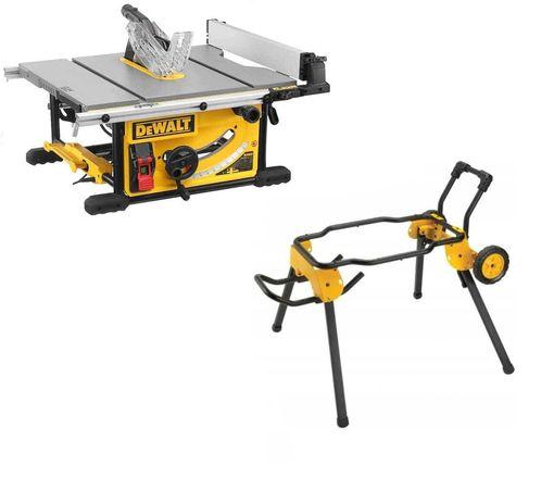 DeWalt DWE7492 Pilarka stołowa 2000W + DWE74911