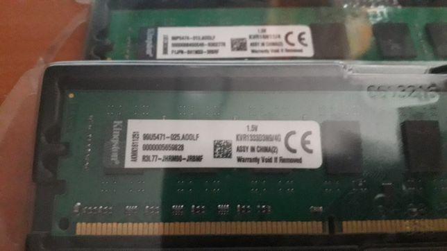 Память DDR3 4Gb 1333/1600Мгц ( 1500р.)