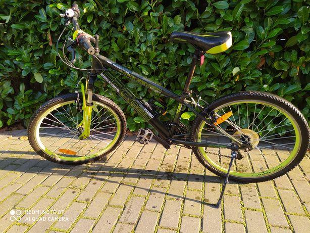 Rower młodzieżowy 24ATB ROAD