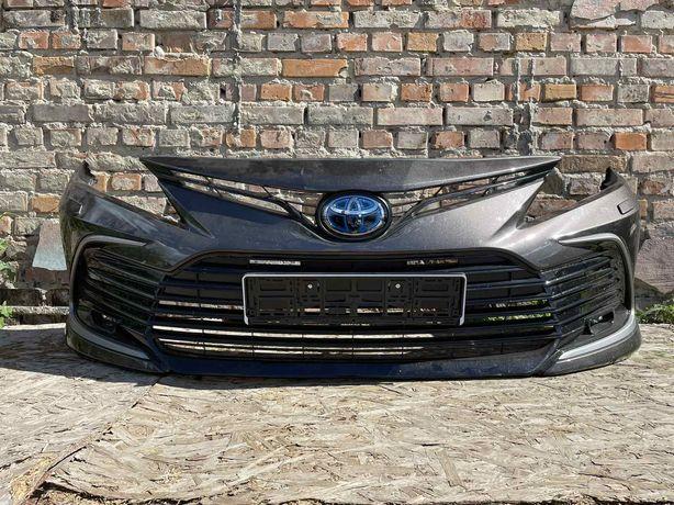 Бампер Передний в Сборе Toyota Camry 70 2021 - Рестайлинг тойота камри