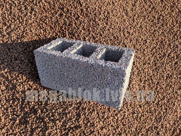 Керамзитоблок, блок стіновий, теплий блок, будівельний блок
