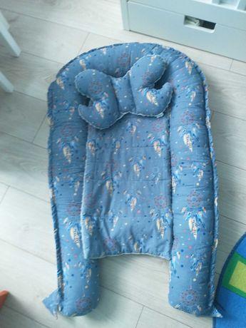 Kokon niemowlęcy łapacz snów